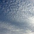 うろこ雲①