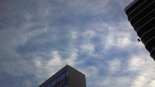 もやもや雲