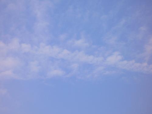 ひこうき雲③