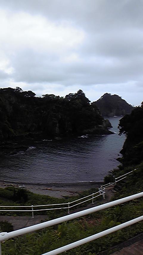堂ヶ島に来ました